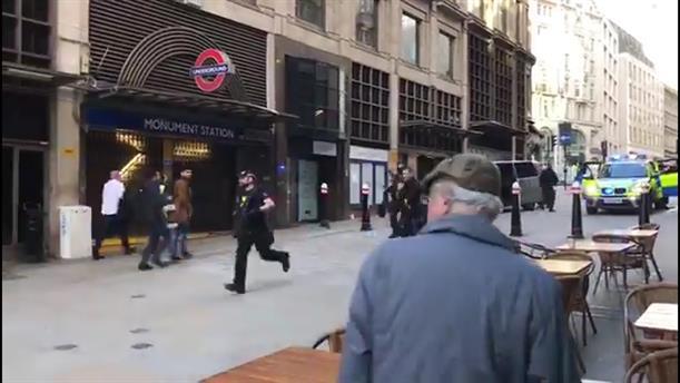 Μεγάλη κινητοποίηση της Αστυνομίας στο Λονδίνο