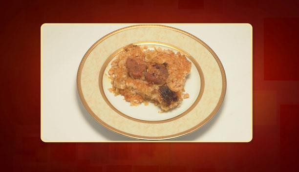 Πιτσινίκ (λάχανο τουρσί με χοιρινό κρέας) του Γιώργου - Κυρίως πιάτο - Επεισόδιο 58