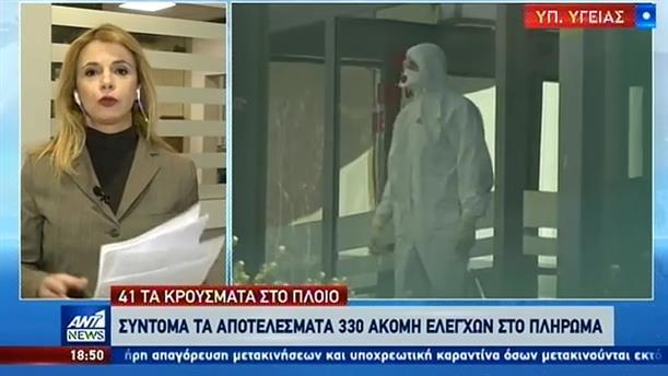 Σε καραντίνα ακόμη ένα χωριό – «Δεν κρύβουμε τίποτα» από κανέναν, δηλώνει ο Τσιόδρας
