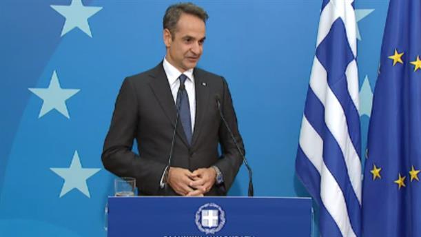 Η συνέντευξη Τύπου του Πρωθυπουργού, μετά τη συμφωνία στη Σύνοδο Κορυφής