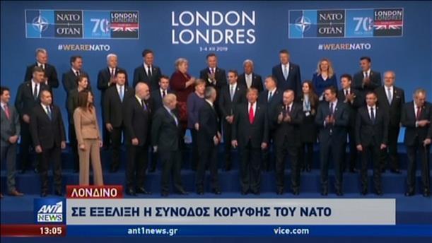 Σύνοδος ΝΑΤΟ: Δεξιώσεις και τσακωμοί