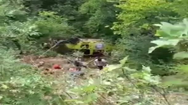 Τροχαίο με θύματα τουρίστες στην Τουρκία