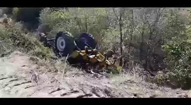 Δυστύχημα με τρακτέρ στην Κοζάνη