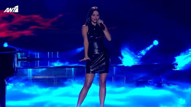 Your Face Sounds Familiar All Star - Stefania - Επεισόδιο 8
