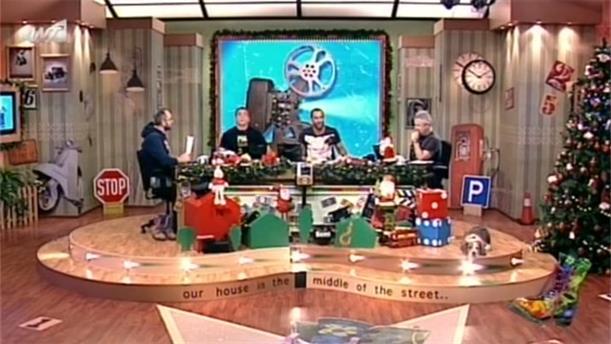 Ράδιο Αρβύλα - 10/12/2012