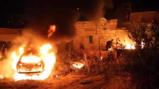 Επεισόδια μεταξύ Ισραηλινών και Παλαιστινίων
