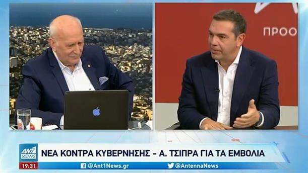 Κορονοϊός: Νέα κόντρα Κυβέρνησης-ΣΥΡΙΖΑ για τα εμβόλια