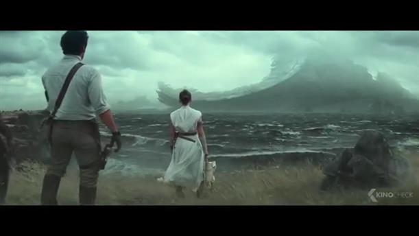 Το νέο τρέιλερ του «Star Wars 9»