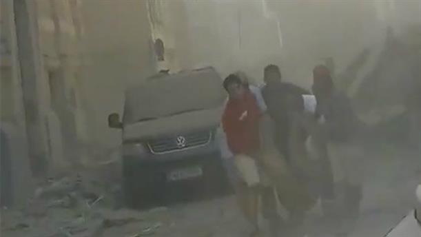 Βιέννη: κατάρρευση κτηρίου από ισχυρή έκρηξη