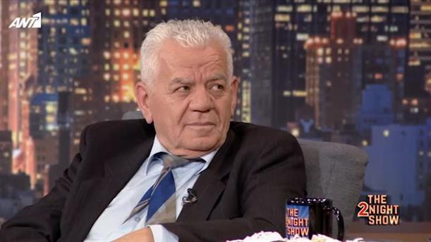 THE 2NIGHT SHOW - Γιώργος Αγγελάκης