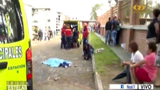 Ένοπλοι άνοιξαν πυρ σε νεκροταφείο στη Γουατεμάλα