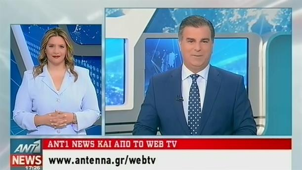 ANT1 News 28-05-2016 στη Νοηματική