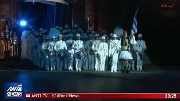 «Μάγεψε» την Ελβετία η μπάντα του Πολεμικού Ναυτικού