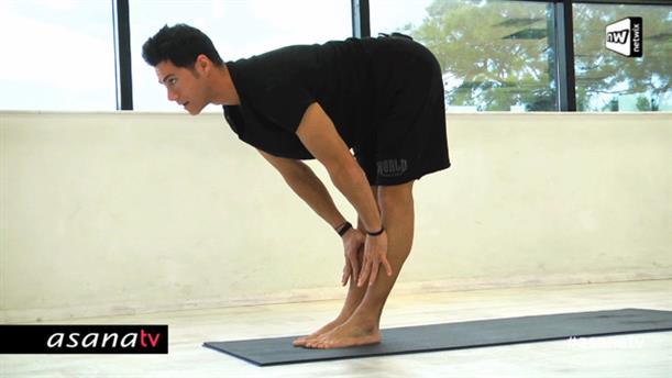 Yoga: Χαιρετισμός στον ήλιο Β (επίπεδο μεσαίο)