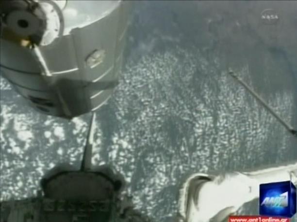Πρώτη συνέντευξη των αστροναυτών του Ατλαντίς