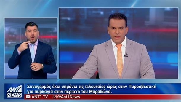 ANT1 NEWS 10-08-2019 ΣΤΗ ΝΟΗΜΑΤΙΚΗ