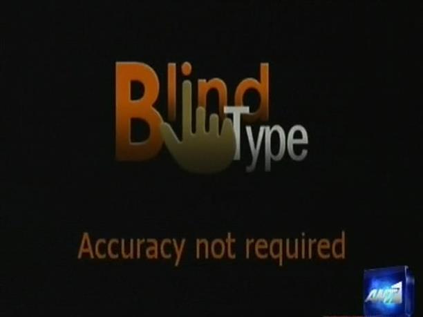 Ο εφευρέτης του Blind Type στον ΑΝΤ1