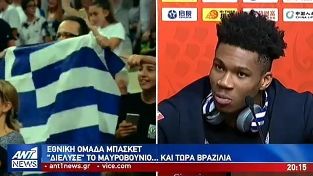 «Βγάζει μάτια» και στο Παγκόσμιο Κύπελλο της Κίνας ο «Greek Freak»