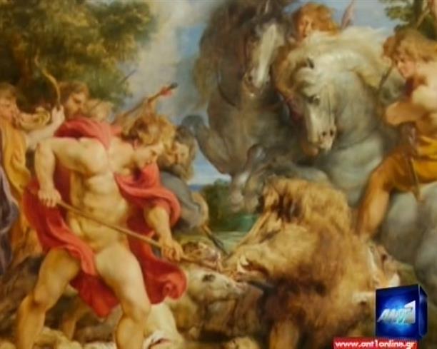 Ανεκτίμητο κλεμμένο έργο τέχνης στη Ελλάδα