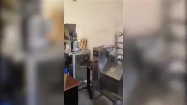 Εντοπισμός εργαστηρίου επεξεργασίας, παραγωγής και συσκευασίας καπνού
