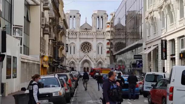 Βίντεο μετά την τρομοκρατική επίθεση στη Νίκαια