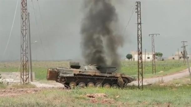 Συρία: Συνεργείο του βρετανικού SKY δέχεται πυρά από καθεστωτικούς