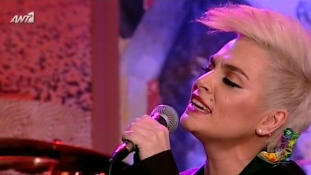 Ράδιο Αρβύλα - Ελεωνόρα Ζουγανέλη - 21/01/2013