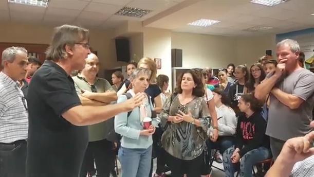 Θεσσαλονίκη: Ένταση στην Περιφερειακή Διεύθυνση Εκπαίδευσης