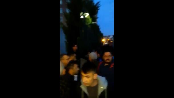Συντριβή ελικοπτέρου στην Κωνσταντινούπολη