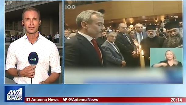 Ορκίστηκε ο νέος δήμαρχος Θεσσαλονίκης