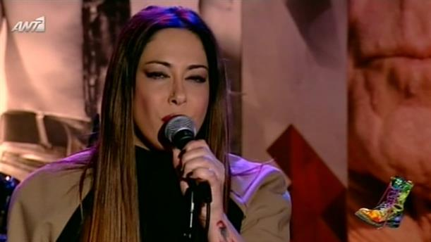 Ράδιο Αρβύλα - Μελίνα Ασλανίδου - 18/11/2013