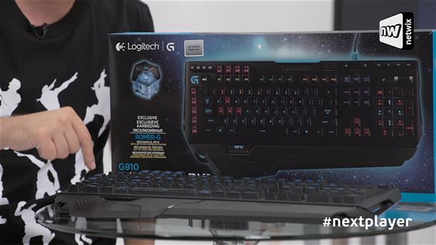 Next Player επ. 276: Το αγαπημένο μου Gaming Keyboard!
