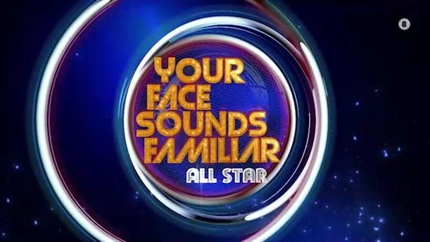 YOUR FACE SOUNDS FAMILIAR - ALL STAR - ΕΡΧΕΤΑΙ
