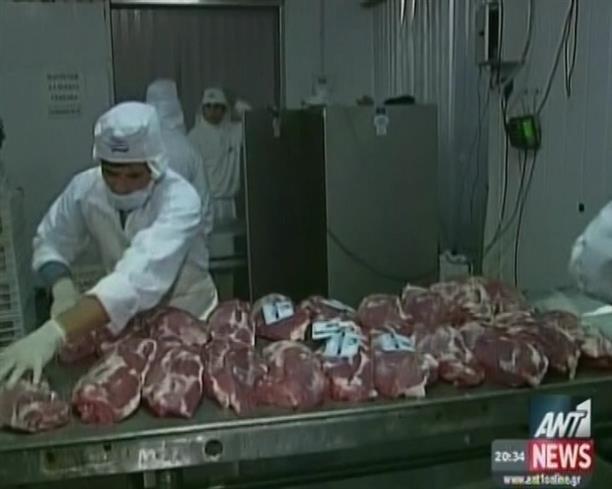 Δεκάδες τόνοι αλογίσιου κρέας στην Ελλάδα