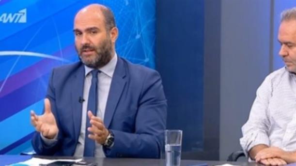 """Ο Δημήτρης Μαρκόπουλος στην εκπομπή """"Καλοκαίρι Μαζί"""" για τα Εξάρχεια (απόσπασμα)"""