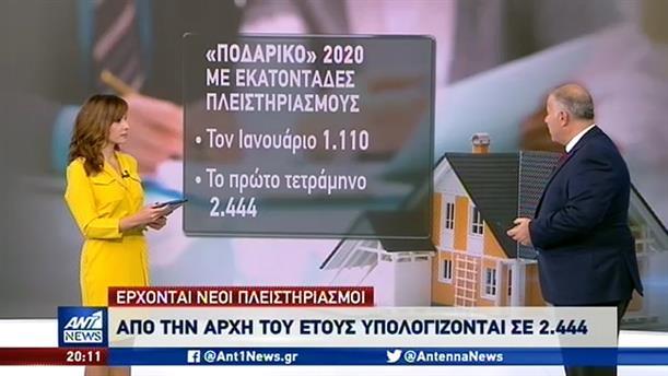 Ποδαρικό με πλειστηριασμούς θα κάνει το 2020