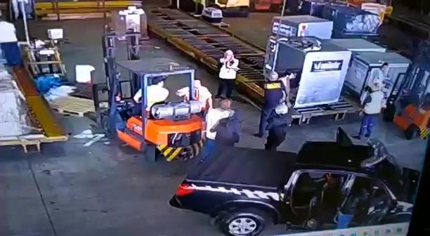 Ένοπλοι έκλεψαν χρυσό 40 εκατ. δολαρίων από το αεροδρόμιο του Σάο Πάολο