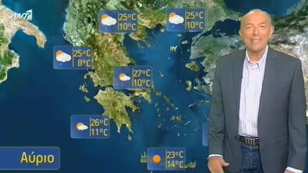 ΔΕΛΤΙΟ ΚΑΙΡΟΥ ΓΙΑ ΑΓΡΟΤΕΣ – 09/05/2016