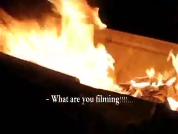Σπάνιο βίντεο: Οι πρώτες στιγμές μετά την δολοφονία Γρηγορόπουλου