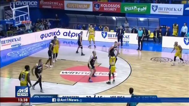 Οι αγώνες της Basket Champions League