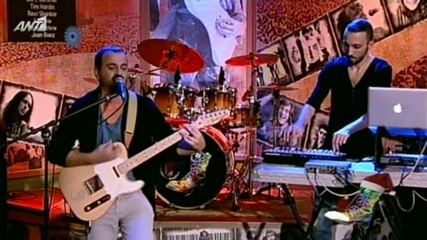 Ράδιο Αρβύλα - Monsieur Minimal - 19/12/2012
