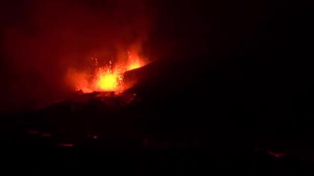 Νέες εκρήξεις  στην Αίτνα
