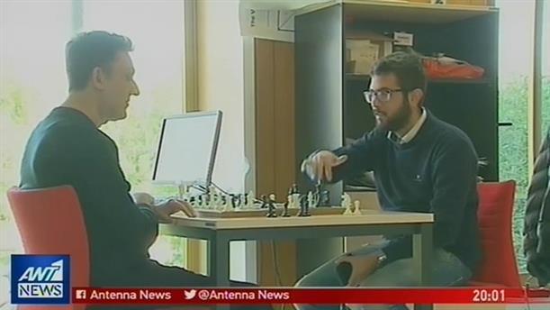 Δύο Έλληνες σκακιστές έκαναν το χόμπι τους….start up!