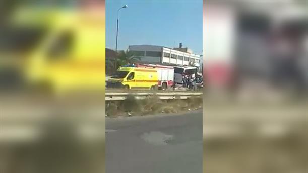 Τραυματίες σε ατύχημα με λεωφορείο του ΚΤΕΛ
