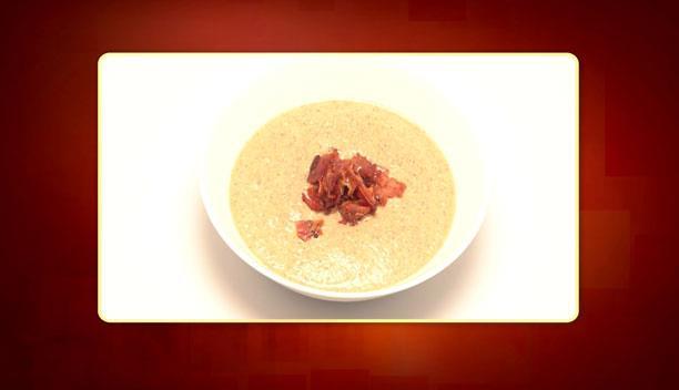 Σούπα βελουτέ του Βασίλη - Ορεκτικό - Επεισόδιο 42