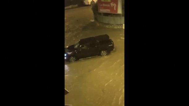 Πλημμύρες στη Γαλλία