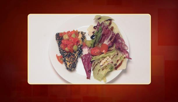 Καναπεδάκια με φέτα και σουσάμι της Μάγδας - Ορεκτικό - Επεισόδιο 66