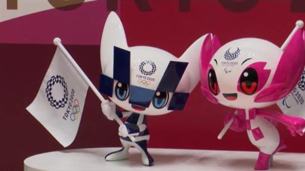 Ολυμπιακοί Αγώνες - Τόκιο: Παρουσιάστηκαν οι μασκότ και το σύμβολο