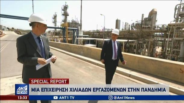 Special Report: η παγκόσμια κρίση στην τιμή πετρελαίου
