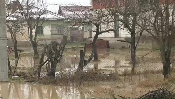 Χιόνια και πλημμύρες στην Σερβία